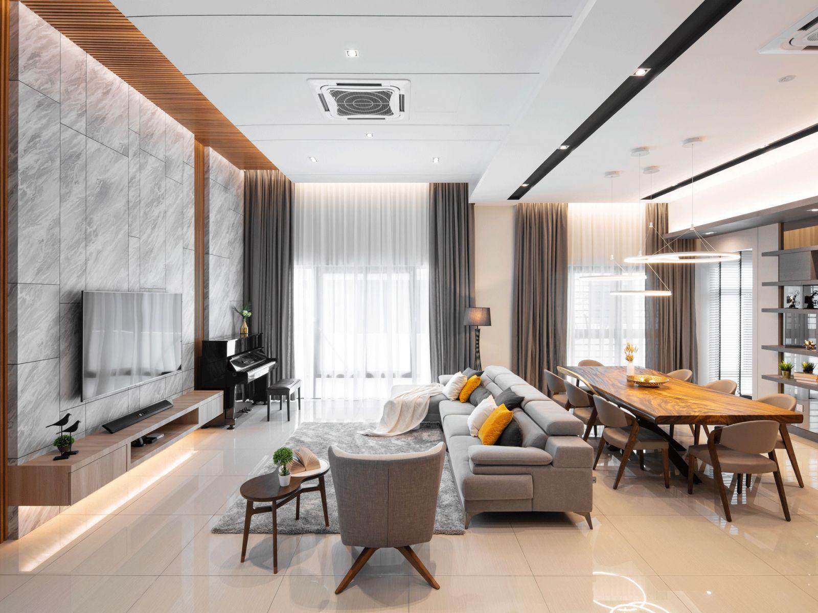 D Island Puchong | Interior Design Malaysia