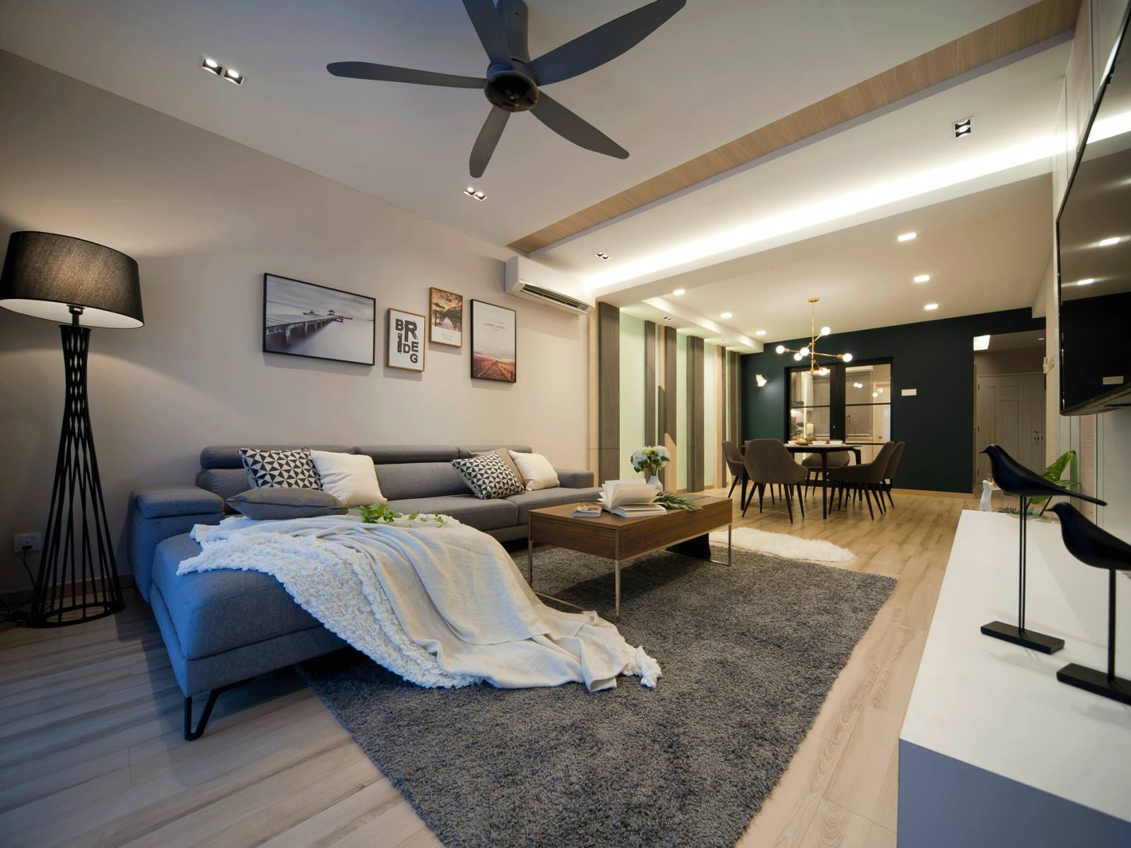 Fraser Towers - Gasing Height | Interior Design Malaysia