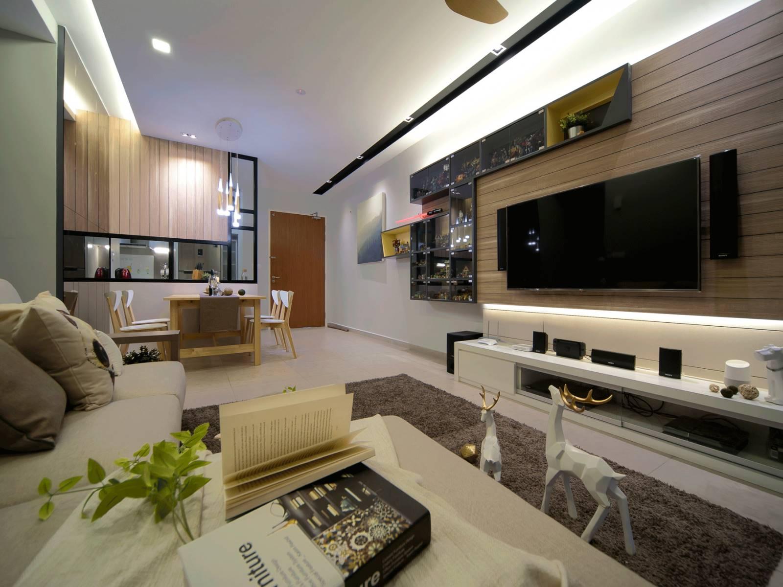 The Petalz - Jalan Klang Lama | Interior Design Malaysia