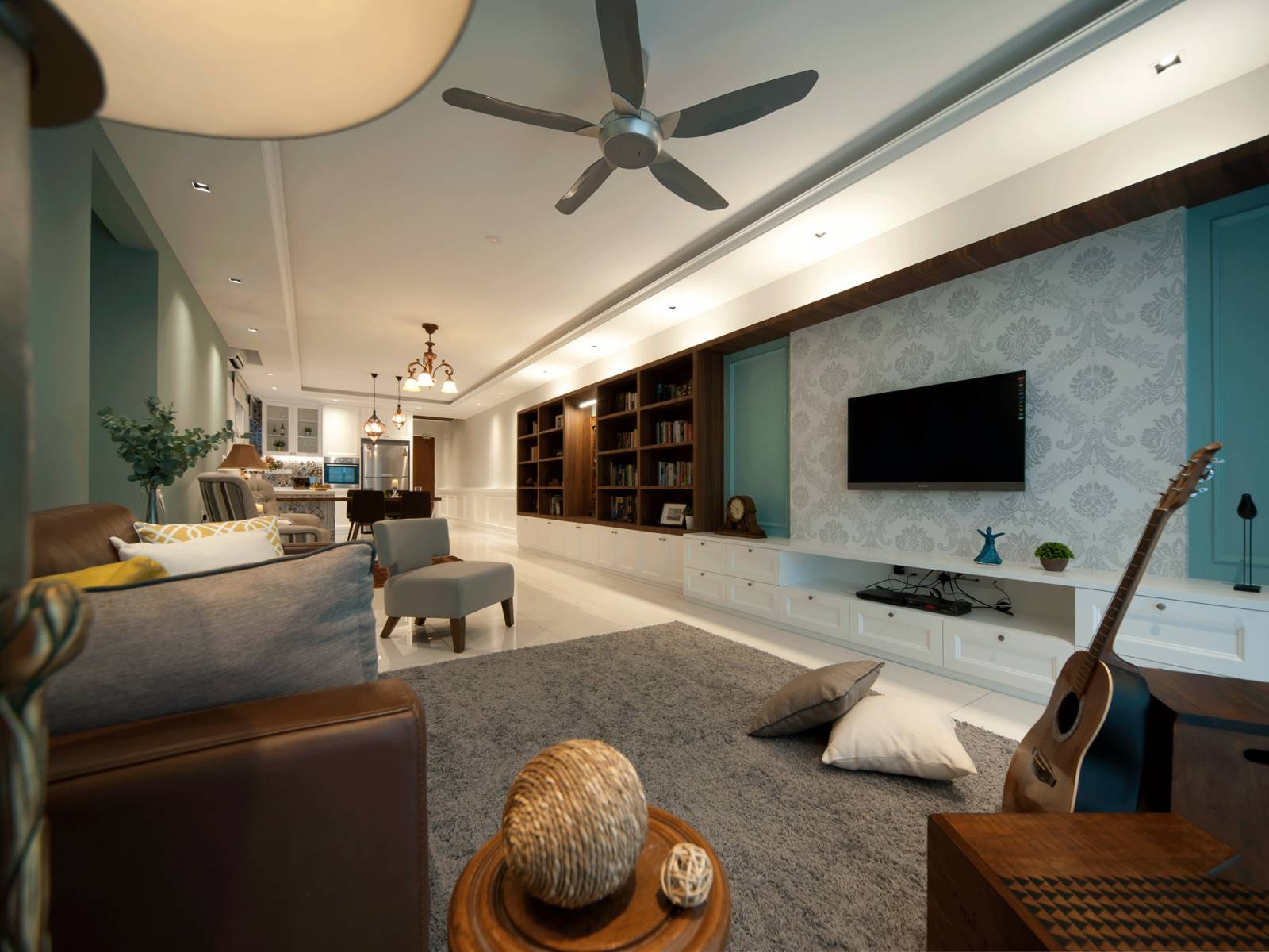 28 Dutamas | Interior Design Malaysia