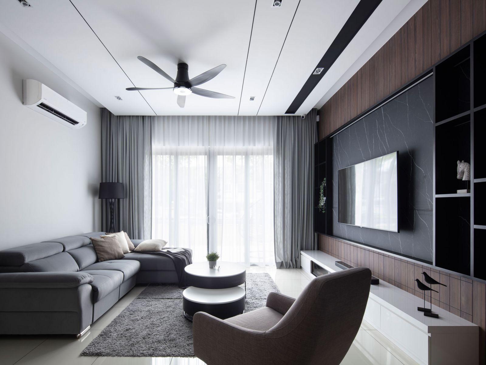 Bayan Residences , Bandar Tropicana Aman | Interior Design Malaysia