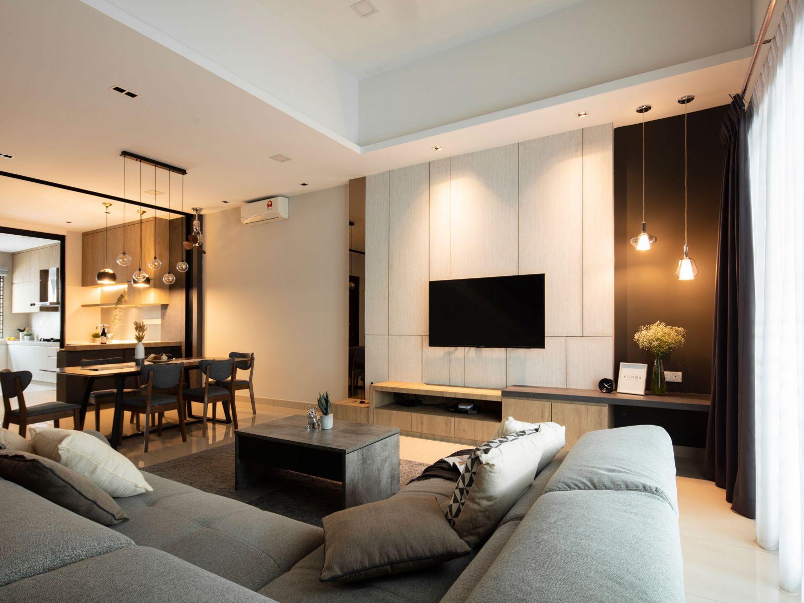 Scarlet @ Bandar Rimbayu | Interior Design Malaysia